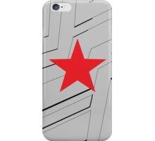 the winter soldier 2 iPhone Case/Skin