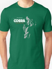 Space Adventure Cobra Japan Retro Anime Manga Unisex T-Shirt