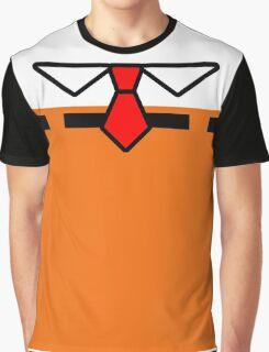 Red necktie Graphic T-Shirt