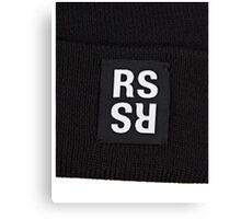 RS | Design | Official Canvas Print