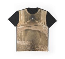 Light at the End of the Tunnel Graphic T-Shirt