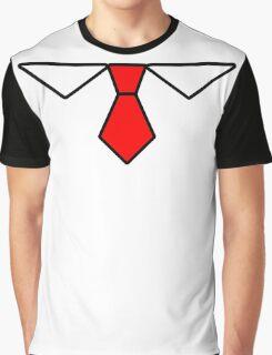 Necktie Graphic T-Shirt