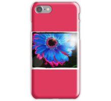 Two Tone Gerbera iPhone Case/Skin