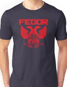 Fedor Emelianenko Last Emperor MMA Unisex T-Shirt
