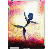 Dance Like You Are Flying... iPad Case/Skin