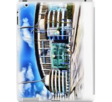 The Etihad Stadium iPad Case/Skin
