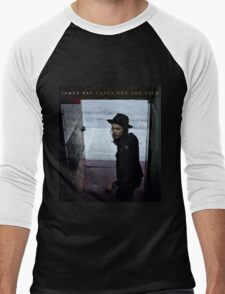 James Bay : Chaos and the Calm Album Men's Baseball ¾ T-Shirt