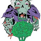 Vegan Zombie by Andrei Verner