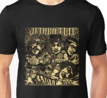 jethro tull stand up black 2016 mojo Unisex T-Shirt