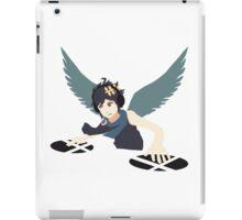 DJ Dark Pit iPad Case/Skin