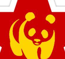 Comrade Panda - ONE:Print Sticker