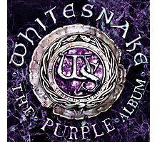 whitesnake the purple albums mojo Photographic Print