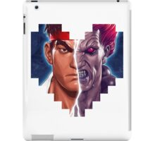 Ryu X Akuma iPad Case/Skin