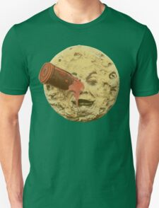 A trip to the moon (Color) Unisex T-Shirt