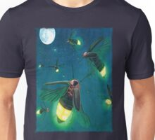 Firefly Night Unisex T-Shirt
