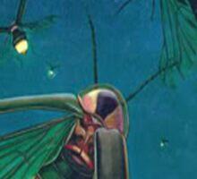 Firefly Night Sticker
