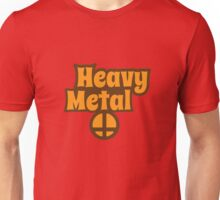 Heavy Metal hippie style Unisex T-Shirt