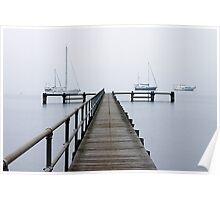 Griffin Gully Jetty Poster