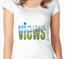 Views Women's Fitted Scoop T-Shirt