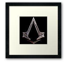 Assassin's Creed symbol Framed Print