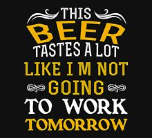Beer quotes Unisex T-Shirt