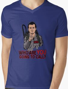 Uncle Venkman Mens V-Neck T-Shirt