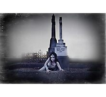 The Dead Shall Rise... Photographic Print