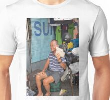 Stall holder in Penang Malaysia Unisex T-Shirt