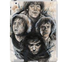 4 Hobbits Caffeine Shock iPad Case/Skin