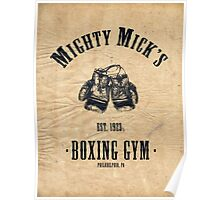 Mighty Micks Poster