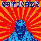 Zombie Kamikaze Pilot by monsterplanet