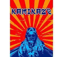 Zombie Kamikaze Pilot Photographic Print