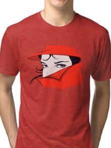 PI Nagel Tri-blend T-Shirt