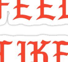 pablo logo Sticker