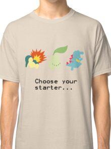 2nd Gen Starters Classic T-Shirt