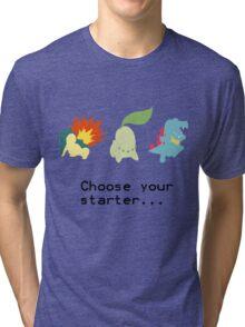2nd Gen Starters Tri-blend T-Shirt