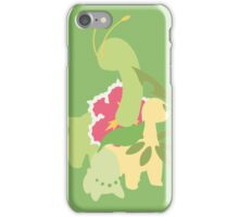 Chikorita Evolution iPhone Case/Skin