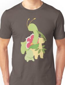 Chikorita Evolution Unisex T-Shirt