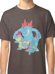 Totodile Evolution Classic T-Shirt