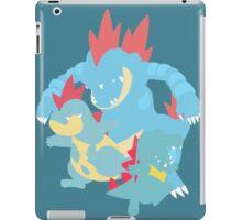 Totodile Evolution iPad Case/Skin