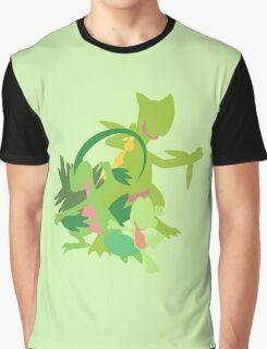 Treecko Evolution Graphic T-Shirt