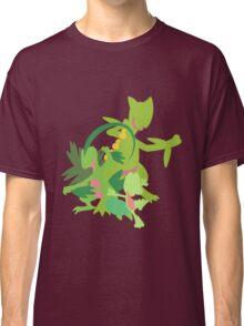 Treecko Evolution Classic T-Shirt