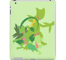 Treecko Evolution iPad Case/Skin