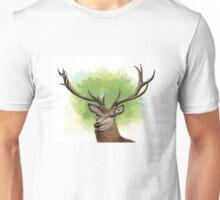 Red deer Unisex T-Shirt