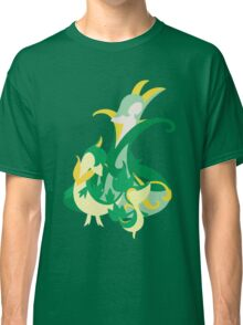 Snivy Evolution Classic T-Shirt