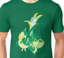 Snivy Evolution Unisex T-Shirt