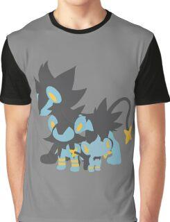 Shinx Evolution Graphic T-Shirt
