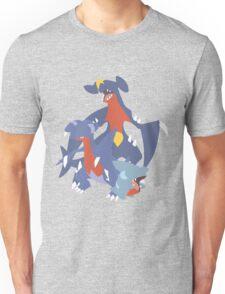 Gible Evolution Unisex T-Shirt