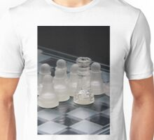 Chess Queen Following Unisex T-Shirt