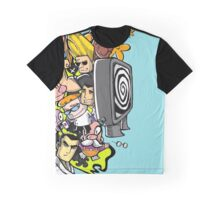 CARTOONSS Graphic T-Shirt